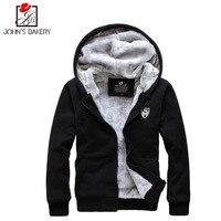 018 New Fashion Hoodies Brand Men Plus Velvet Thicker Sweatshirt Male Men S Sportswear Hoody Hip