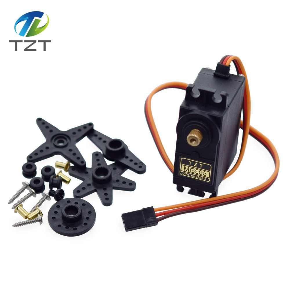 Smart Electronics Rc Mini Micro 9g 1.6g SG90 MG995 55g servos TD-8120M โลหะเกียร์ rc รถหุ่นยนต์ Servo MG995R MG996 MG90S