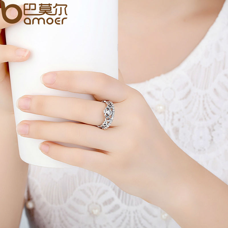 531922128 ... where to buy pandora jewelry http aliexpress buy bamoer 925 sterling  silver my princess queen crown