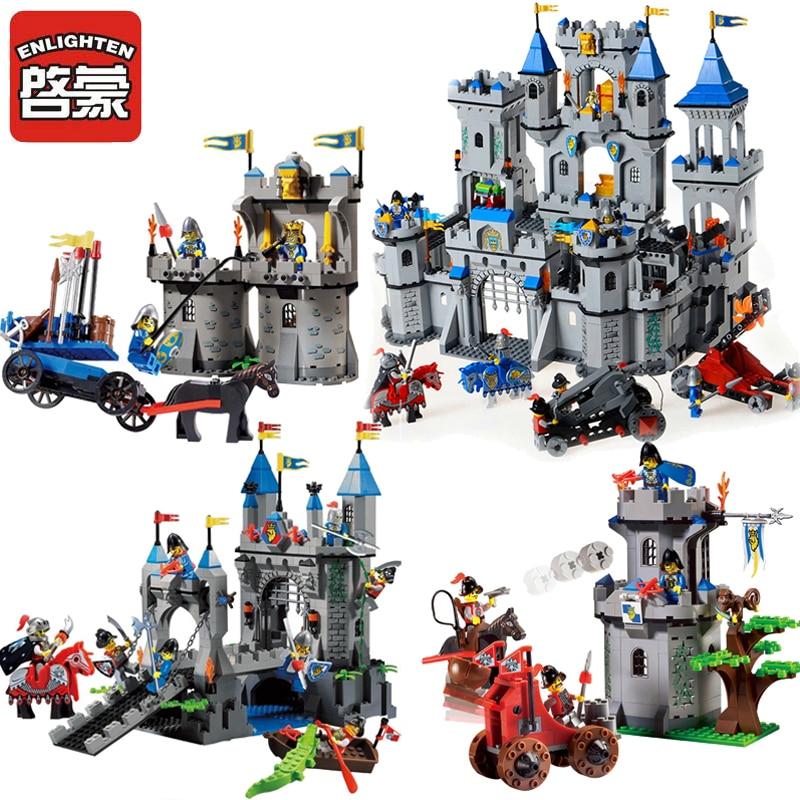 Iluminar blocos de castelo compatível dragão cavaleiros caribe pirata conjuntos modelo tijolos blocos de construção meninos criança crianças brinquedos presentes