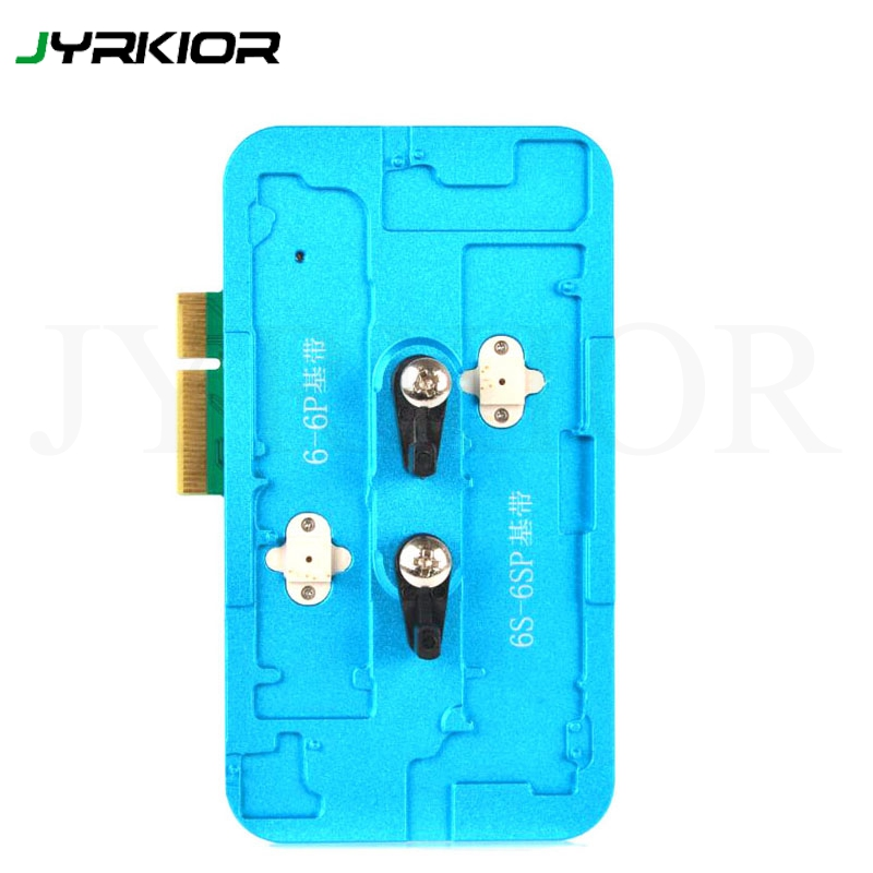 JC For iPhone 6/6P/6S/6SP  Intel Baseband / Qualcomm Baseband / Logic EEPROM IC Reading / Re Writing Module Baseband Programmer-in Hand Tool Sets from Tools    1
