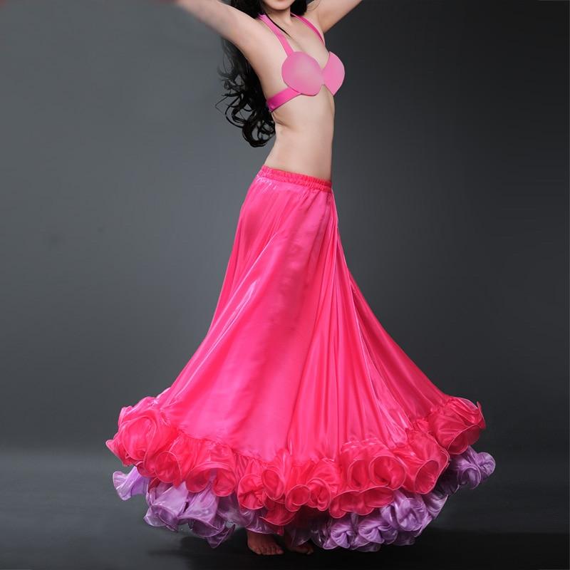 Noviteti i pos. namene ... Plesna odeća ... 32783973345 ... 2 ... 2018 2018 Professional Belly Dance Costume Waves Skirt Dress with S Push Carnival Bollywood ...