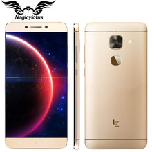 Hot Sales Letv Max 2 LeEco Le max 2 X820 Mobile Phone 5.7inch 21MP 4G Celular Snapdragon 820 Quad Core Fingerprint Smartphone