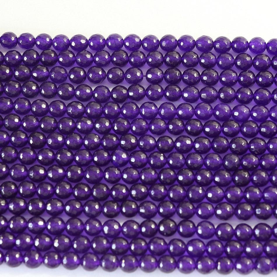 8 mm Noir Argent 300 Pièces Perle Rond trou 2,6 mm bijoux bricolage D