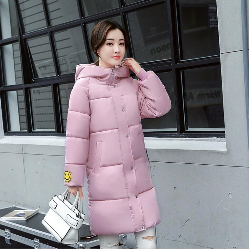 winter jacket women fashion The new winter cotton clothes warm clothes for the high - end of the high - grade womens clothing