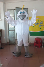 Seagull Mascot New Snow Geese Egret Bird Mascot Costume Adult Character Cosplay Ceremony Apparel футболка selected 16060725 egret