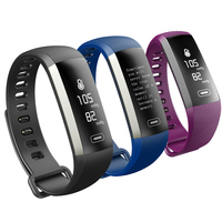ZUCOOR Smart Bracelet Pulseira Masculina Pedometer RB46 Sport Devices Wearable Pulse Monitor Step Meter Blood Pressure