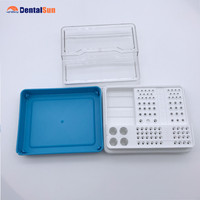 Dental Root Canal Instrument Disinfection Box/Dental Endo Box DXX1001
