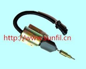 ФОТО Wholesale Stop Solenoid Valve  OEM SOLENOID 1751ES-12E6UC4B1S5 , 12V,3PCS/LOT