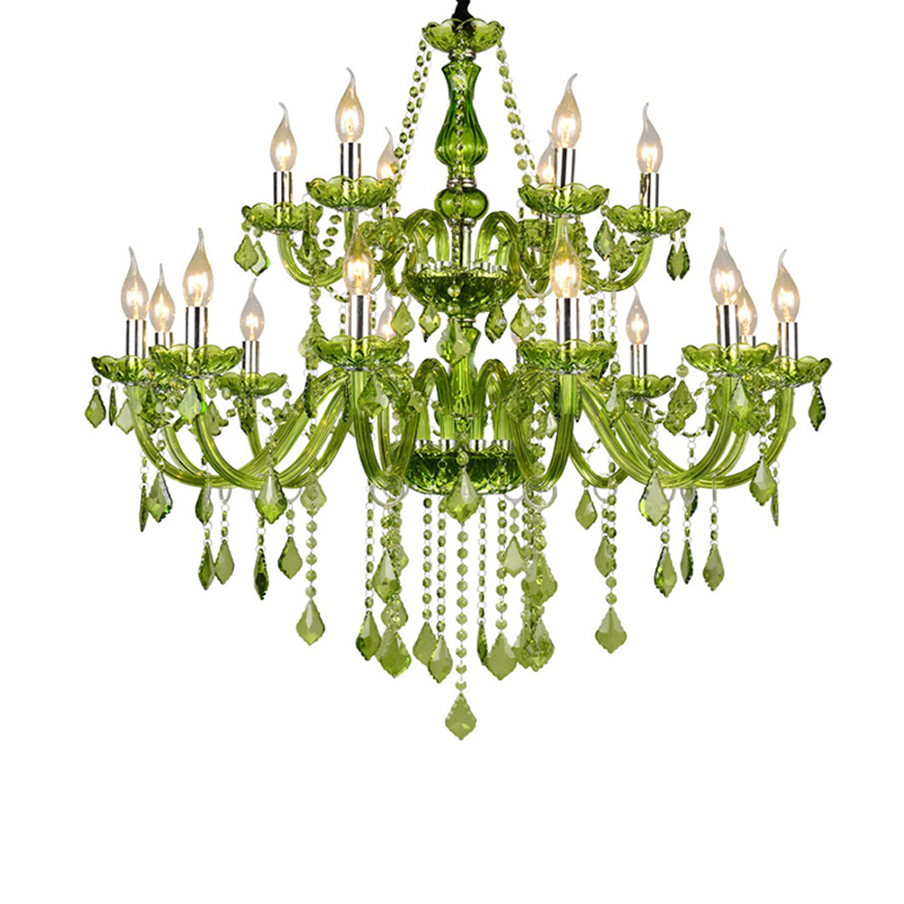 American Style Chandeliers European Style Living Room Hanging Light for Restuarant Bedroom Indoor Chandelier Lighting green hghomeart american led wooden fans light chandeliers for the bedroom e27 european style iron living room lamp retro chandelier