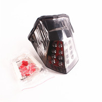 LED Taillight Integrated Turn Signals For Yamaha XJ6 FZ6R Diversion 600 2009 2014 2010 2011 2012