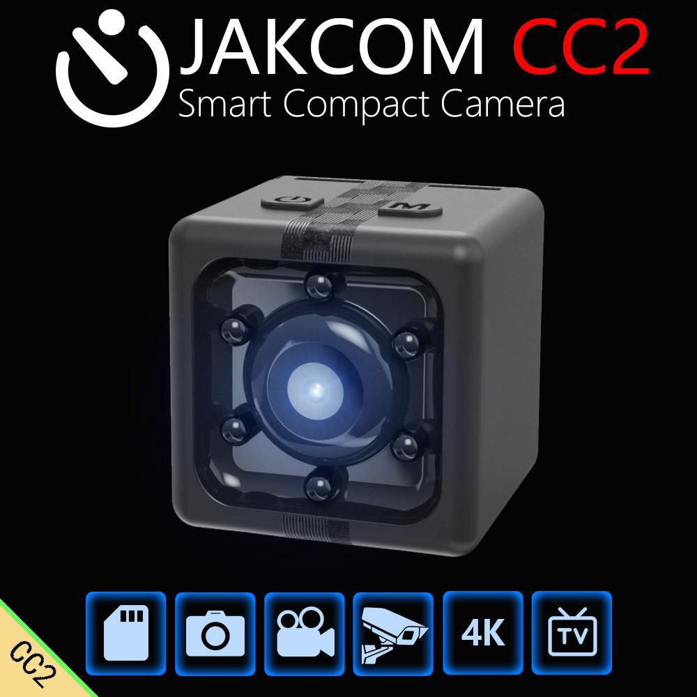 JAKCOM CC2 Smart Compact Camera Hot sale in Mini Camcorders as camra 1080p watch camera sunglasses