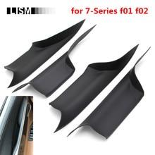 Auto Interieur Deurgrepen Voor Bmw F01 F02 7 Serie Voor Achter Links Rechts Binnen Deuren Panel Handvat Bar pull Carrier Trim Cover