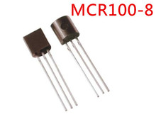 Free shipping 50PCS MCR100-8 MCR100 TO-92 The new quality is very good work 100% of the IC chip