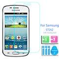 Для Samsung gt-s7262 GALAXY Star Pro С 7262 Закаленное Стекло Протектор экрана 2.5 9 h Безопасности Защитную Пленку на gt-s7260 S7260 плюс