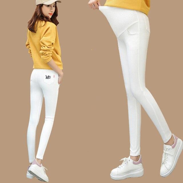 776344e07 Pantalones y Capris de maternidad Pantalones Pantalones de Maternidad para  Las Mujeres Embarazadas Overol Pantalones de