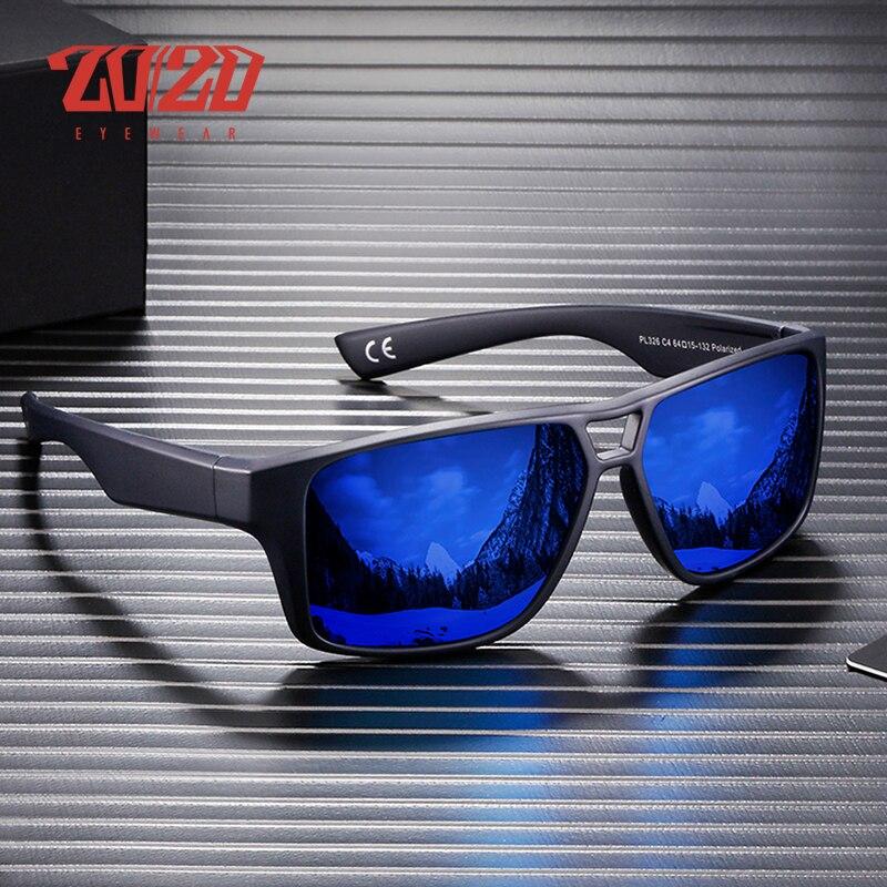 20/20 Marke Mode Polarisierte Sonnenbrille Männer Frauen Sonnenbrille Männliche Klassische Driving Shades Brillen Oculos Pl326 Direktverkaufspreis
