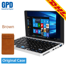 GPD Pocket 7 Inch Game Player Tablet PC Handheld Game Console Aluminum Shell Windows 10 8GB/128GB Mini Notebook