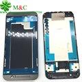 Оригинал M9 Передняя Крышка Рамка Для HTC One M9 Корпуса ЖК Держатель Передняя Рамка Корпуса Рамка С Отслеживанием