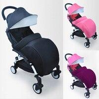 Stroller Foot Muff Buggy Universal Warm Baby Stroller Foot Muff Buggy Windproof Soft And Warm Pushchair