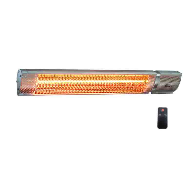 2000W Outdoor Patio Heater Electric Infrared Radiant Heater IP65