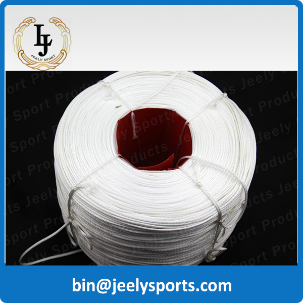 Free Shipping 1000m 1500lb Uhmwpe braid mountain climbing rope 2.5mm 12 strands super power