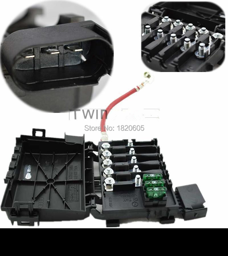 US $17.99 |OEM FOR VW BEETLE JETTA GOLF MK4 Fuse Box Battery Terminal on
