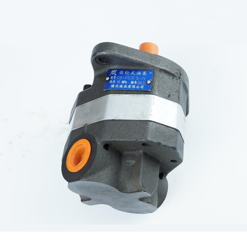 Yuci pompe à engrenages hydraulique équipement hydraulique accessoires pompe CB