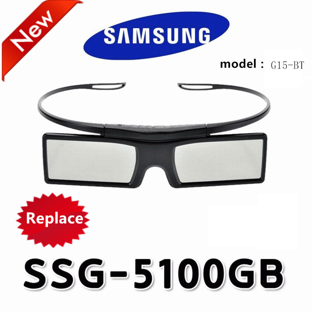 1pcs/lots replacement SSG-5100GB 3D Smart LCD LED TV active Glasses for Samsung Sony KD-55X8505C 3D TV and epson projector