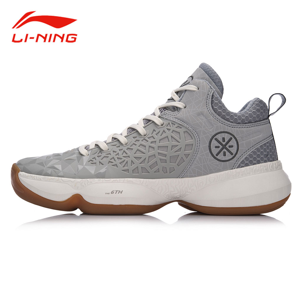 Li-Ning Wade The SIXTH MAN Basketball Shoes Cushioning Rebound Sports Shoes LiNing Winter Edition Professional Sneakers ABAM049 deadpool volume 8 operation annihilation