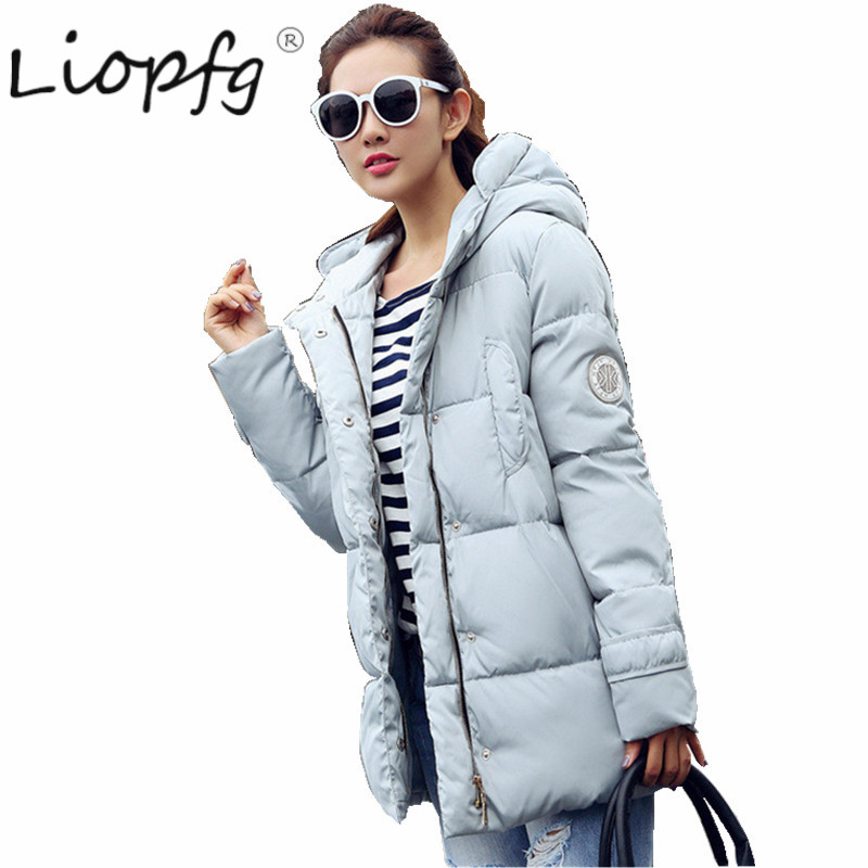 Winter cotton women new jacket large size of women in the long paragraph loose thick cotton 3138 male thick in the long paragraph white duck pants cotton men s hair tie hats solid color large size men winter casual jacket