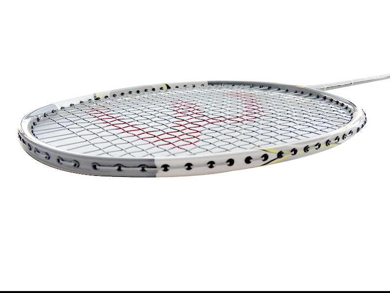1 Pair Aluminum Carbon Professional Badminton Racket CAMEWIN High Quality Badminton Racquet Black Red Grey (Gift: 3 Balls+1 Bag)