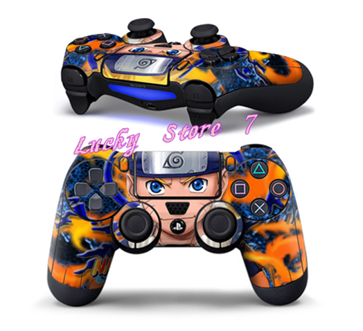 Naruto PS4 Controller Sticker