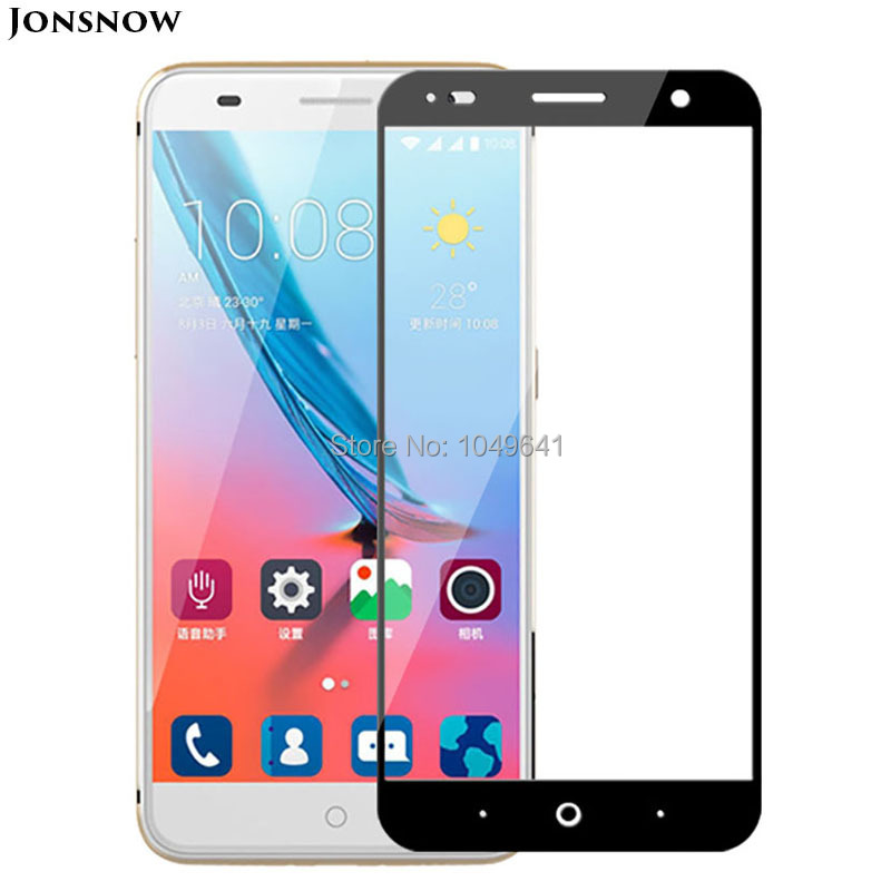 Tempered Glass For ZTE Blade V7 Plus  Screen Protector Full Screen For ZTE Blade V7 Lite High Quality 5.2 Inch 3D LCD Guard