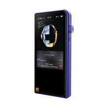 Shanling M3s Hiby Bağlantı Kayıpsız Taşınabilir Müzik MP3 Çalar AptX Bluetooth 4.1 Retina DOP DSD256 Hi-Res Ses Dengeli PO/LO 2.5D