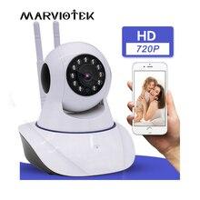 Видеоняни и радионяни Wi-Fi 720 P Беспроводная ip-камера Wi-Fi Домашняя безопасность CCTV камеры для наблюдения за детьми Pan/Tilt ночное видение мини-камера двухсторонняя аудио