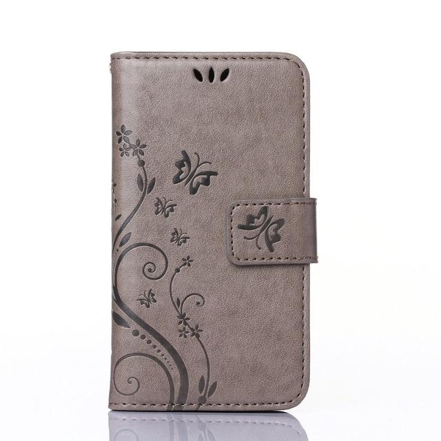 for Samsung Galaxy J1 J 1 Ace J110h SM-J110h J111F J111M SM-J111F SM-J111M Leather Case Flip Phone Cover for J1Ace J110 SM-J110