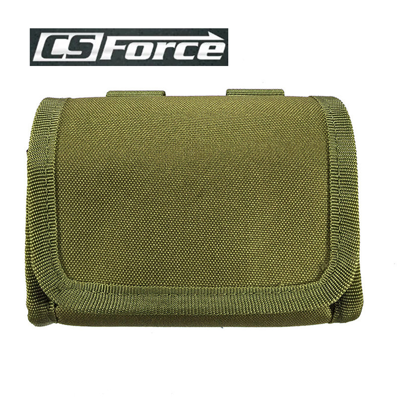 Sports & Entertainment Hot Portable Molle Bag Bullet Hunting Ammo Accessory Bags Pouch Case Shells Ammo Military Pouch Paintball Magazine Hunting Bags & Holsters