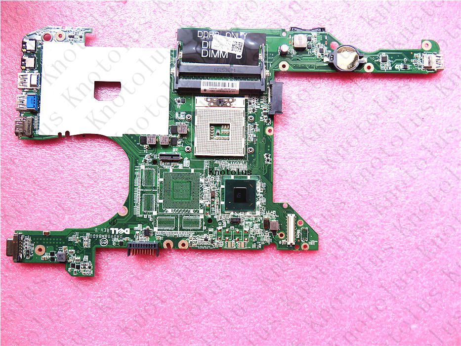Фото JK5GY DA0V08MB6D4 for DELL VOSTRO 3460 V3460 laptop motherboard HM77 intel GM DDR3 Free Shipping 100% test ok