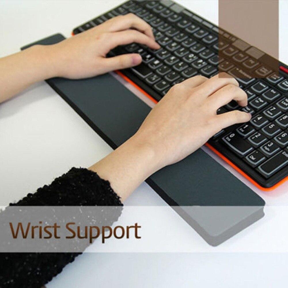 Hand Wrist Keyboard Support Comfortable Wrist Rest Pad For Laptop PC Keyboard Raised Platform Wrist Pad Hands Wrist Rest