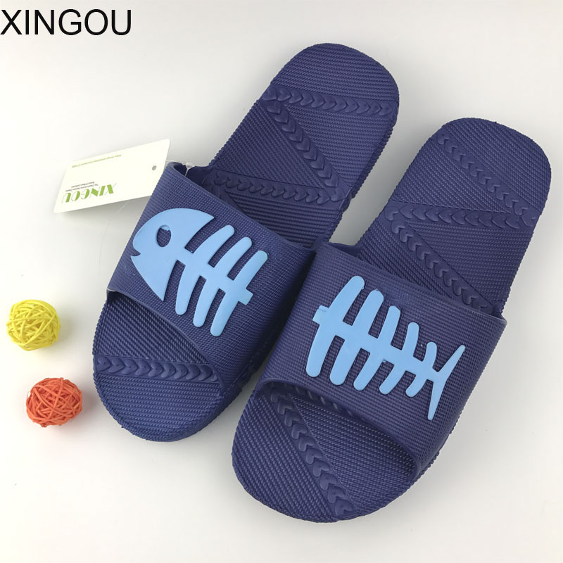 New 2017 men slippers summer Plastic Non-slip bath slippers rubber indoor slippers home Slides plus men slippers in bathroom the new 2017 indoor home slippers men and ladies bathroom slippers couple slip bath home heavy bottomed plastic sandals and