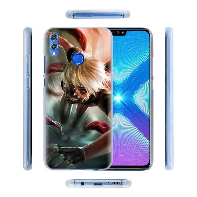 Tokyo Ghoul Case Cover for Xiaomi Redmi Note 7 Pro 7 6 5 Plus 5A 6A 4X S2 GO Pocophone F1