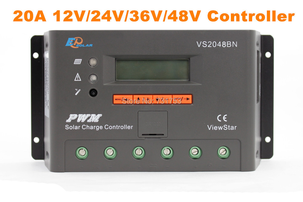 MAYLAR@ 20A 12V 24V 48V Auto PWM Solar Charge Controller LCD Display With Solar Panels And Battery For Solar Power Generator  30a 12v 24v 36v 48v auto pwm solar charge controller lcd display with mt50 meter connect solar panels battery for solar system
