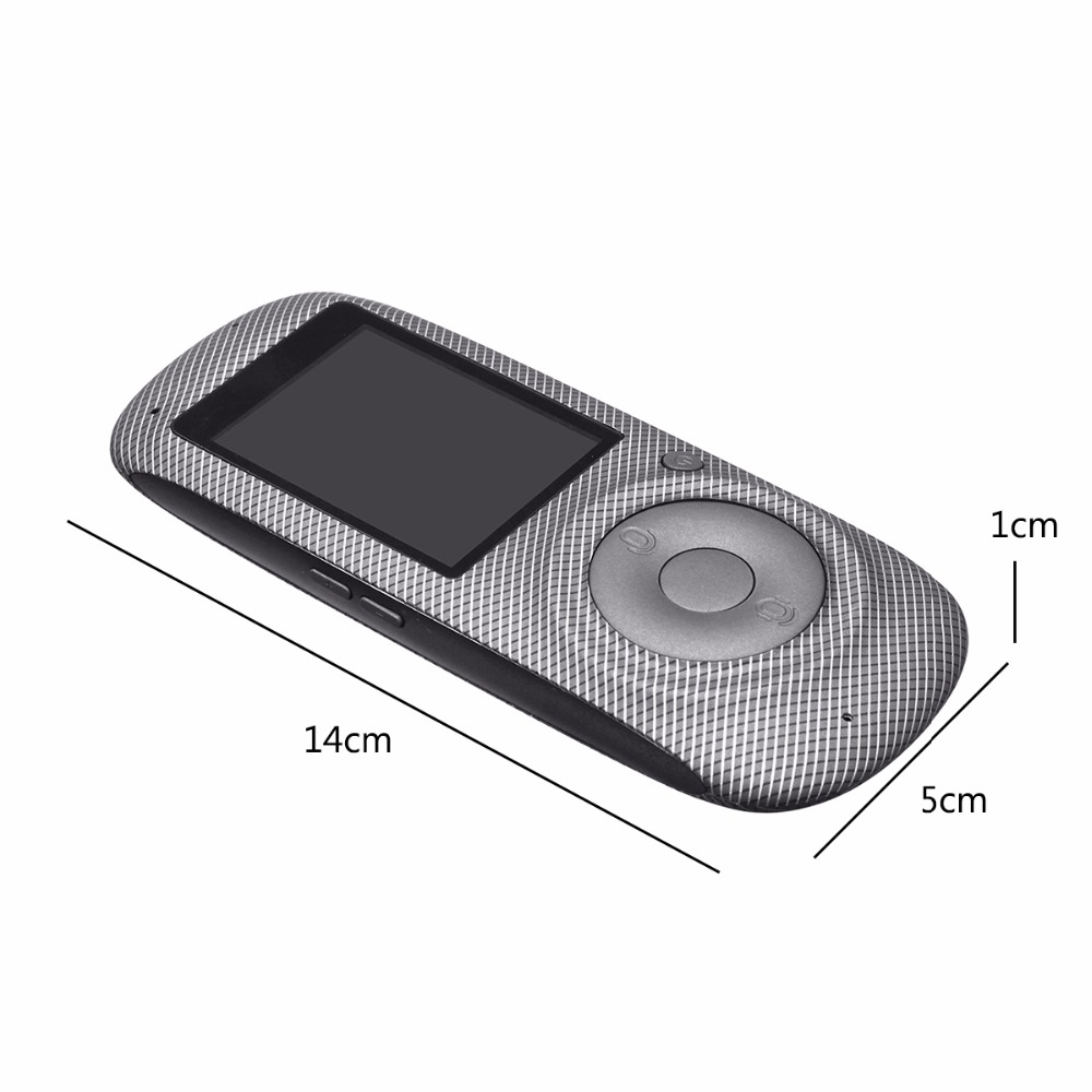 Intelligent Language Voice Translator WiFi Instant Portable Translator 2 Way Real-Time Translation Traveling Meeting Translator 19