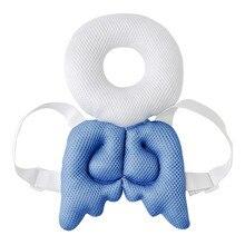 ARLONEET цвет синий младенческие штампы Подушка Новорожденный анти-Роллер матрас сна позиционная площадка подушка безопасности W0513