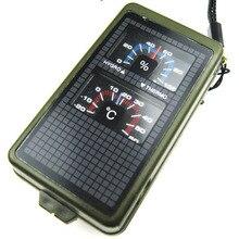 Военно гигрометр fire флинт starter компас выживание природе термометр отдых многофункциональный