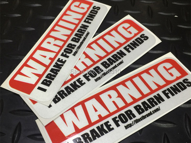 Funny HF HELLALFUSH WARNING Motorcycle Bike Helmet Car Sticker - Motorcycle helmet decals graphicsreflectivedecalscomour decal kit on the bmw systemhelmet