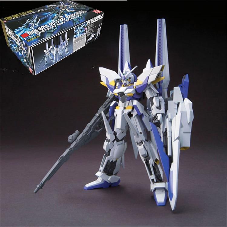 Hot! 1/144 MSN-001X Gundam Delta Kai with original box Building blocks action figure robot anime assembled gundam gift триммер электрический sterwins bc 2 1200 вт