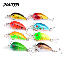 1pc Crankbait Fishing Lures 4.5cm 4.2g isca artificial Hard Bait Bass Pike Carp Fishing Wobbler 5 Colors Fishing Tackle 30 sealurer 1pcs fishing lures swimbait crankbait hard bait slow 5colors fishing wobbler isca artificial lures fishing tackle