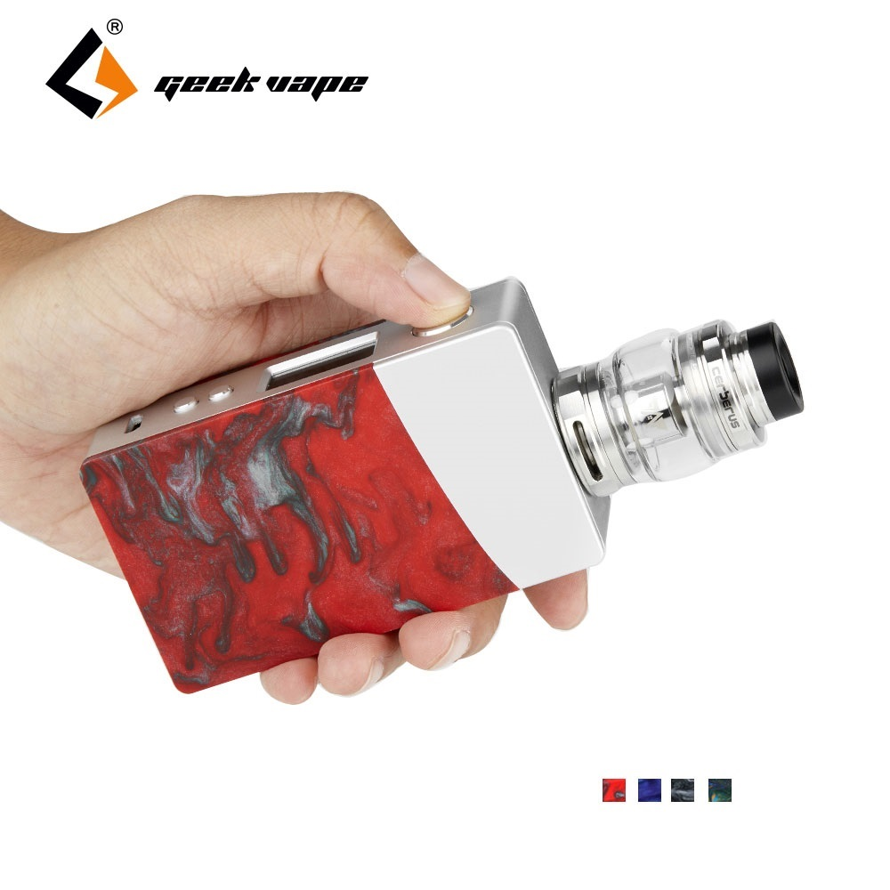 Hot Original Geekvape Nova Kit 200W Nova Box Mod AS Chipset with Cerberus Tank Electronic Cigarette Vaporizer Vs LegendHot Original Geekvape Nova Kit 200W Nova Box Mod AS Chipset with Cerberus Tank Electronic Cigarette Vaporizer Vs Legend